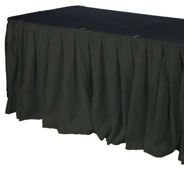 Picture of 17ft Polyester Table Skirt