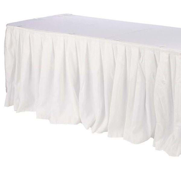 Picture of 14ft Polyester Table Skirt