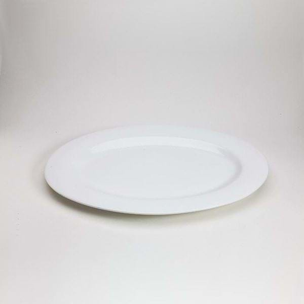 "Picture of 20"" Oval Platter"
