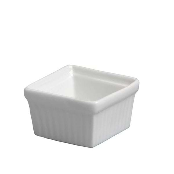 "Picture of 2.5"" Square Ramekin"