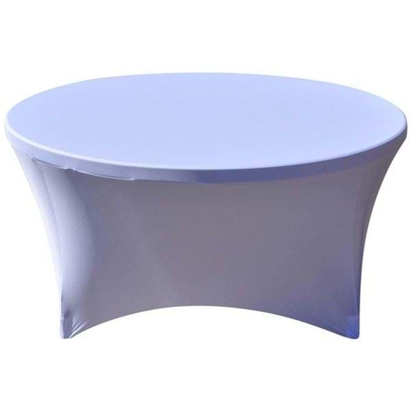 Picture of 60 inch Round Spandex Table Cover