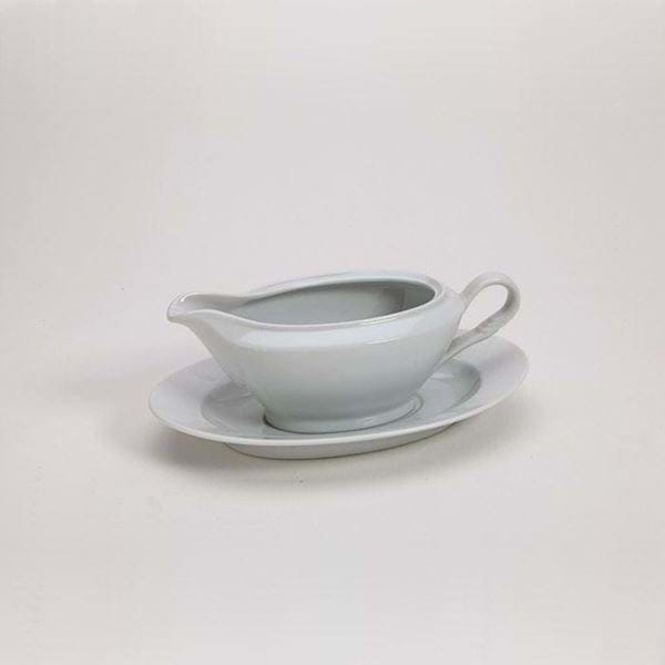 Picture of Angelika Gravy Boat with Plate