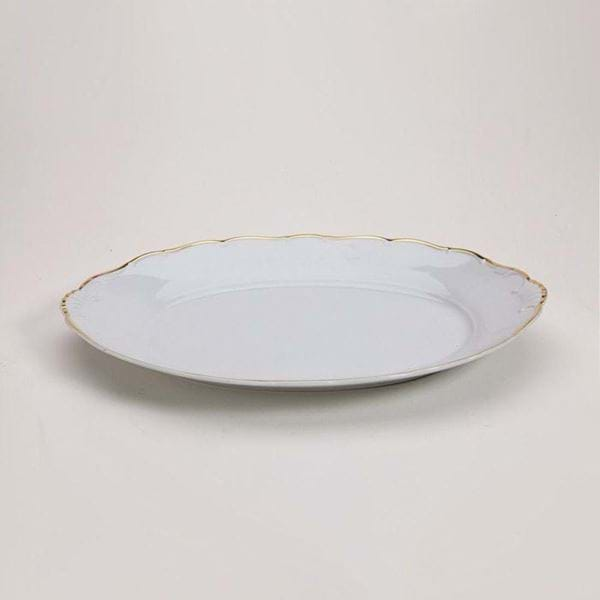 """Picture of Avignon Gold 14"""" Platter"""