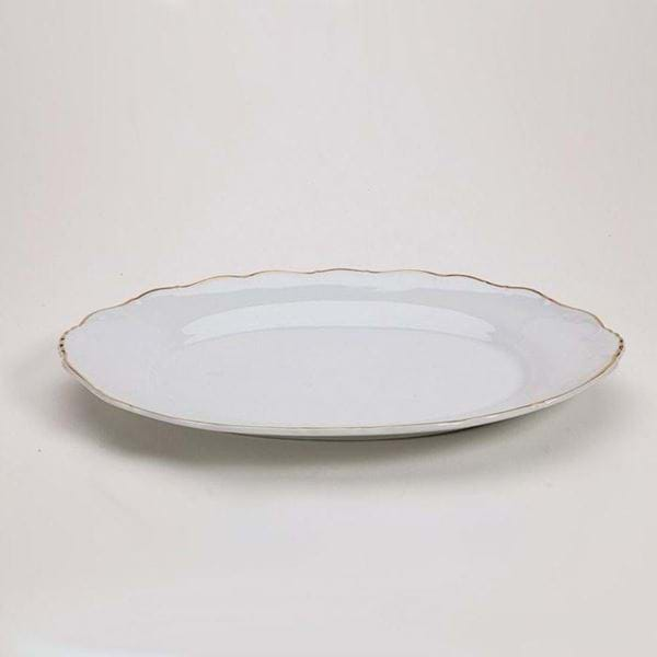 "Picture of Avignon Gold 15.75"" Platter"