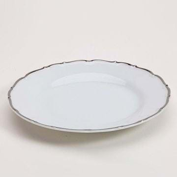 "Picture of Avignon Platinum 10.5"" Dinner Plate"