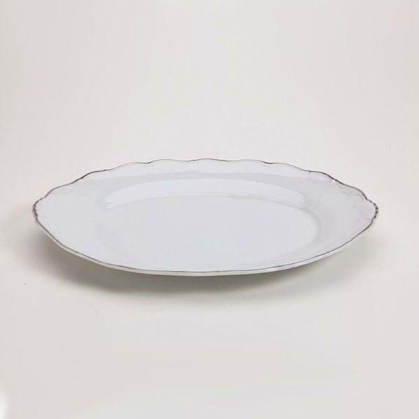 "Picture of Avignon Platinum 14"" Platter"