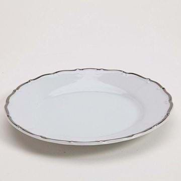 "Picture of Avignon Platinum 6.5"" Side Plate"
