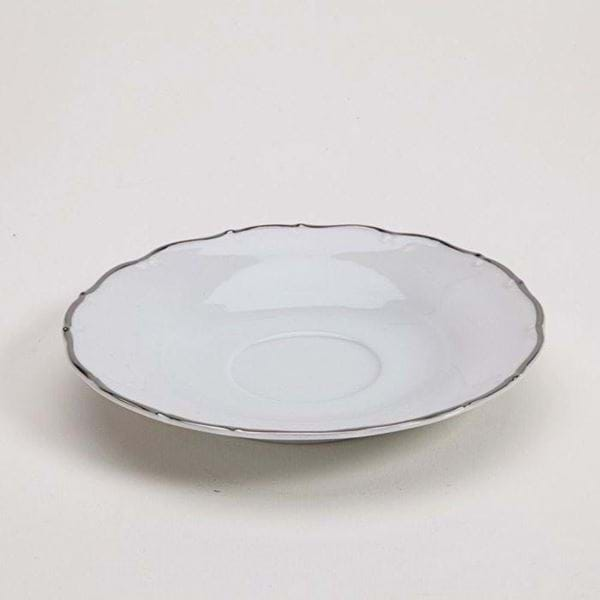 Picture of Avignon Platinum Saucer