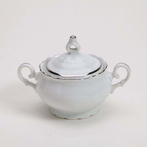 Picture of Avignon Platinum Sugar Bowl (0.24L)