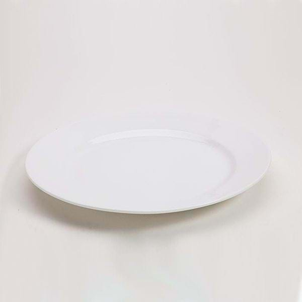 "Picture of Hotelier 12"" Oversize Plate"