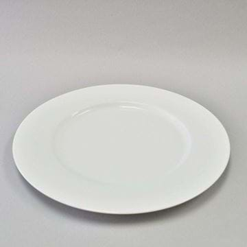 Picture of Lucido Bone China Oversize Plate