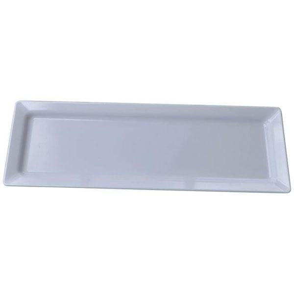 "Picture of 21"" x 7"" Melamine Serving Tray"