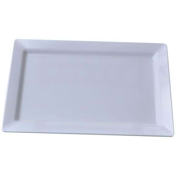 "Picture of 13"" x 8.375"" Melamine Platter"