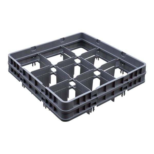 Picture of 9 Compartment Glass Rack