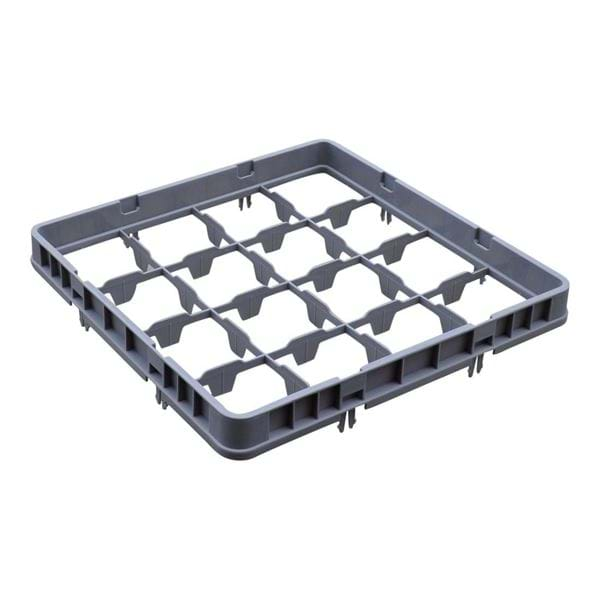 Picture of 16 Compartment Half Drop Extender Only