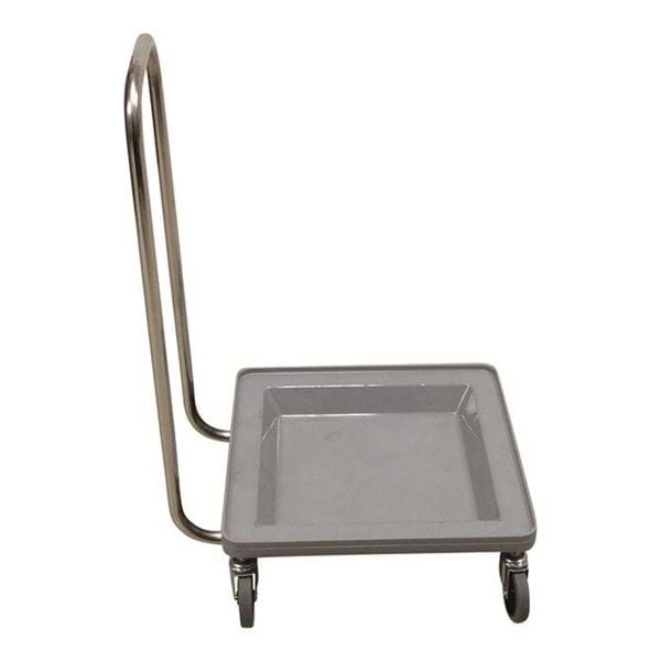 Picture of Glass Rack Cart - With Handle