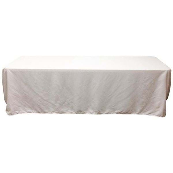 Picture of 90 x 156 in Rectangle Spun Polyester Tablecloth