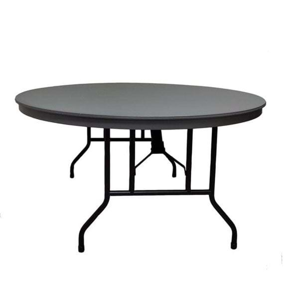 Picture of NES Reliable 60 inch Round ABS Folding Table