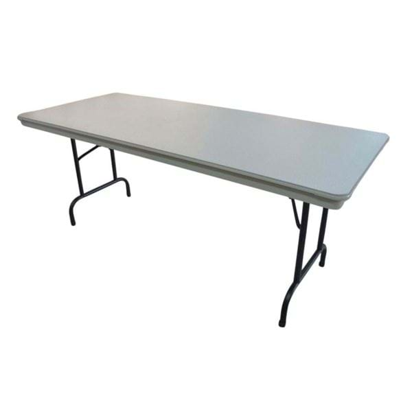 198cccfae25 Picture of NES Reliable 6ft Rectangle ABS Folding Table
