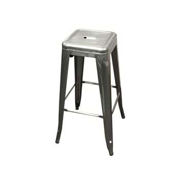Picture of Industrial Metal Bar Stool