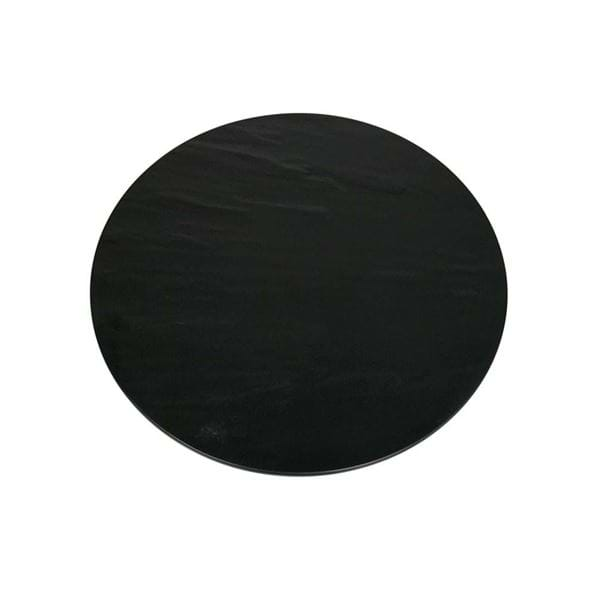 "Picture of 13"" Round Faux Slate Melamine Platter"