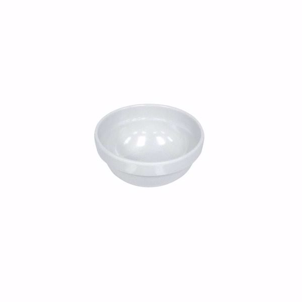 "Picture of 4"" Round Melamine Bowl"