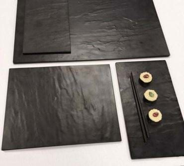 Picture for category Faux Slate Melamine Platters