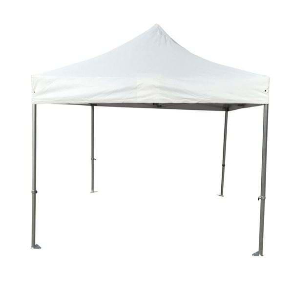 Picture of NES Reliable 10 ft x 10 ft Aluminium Pop Up Festival Tent