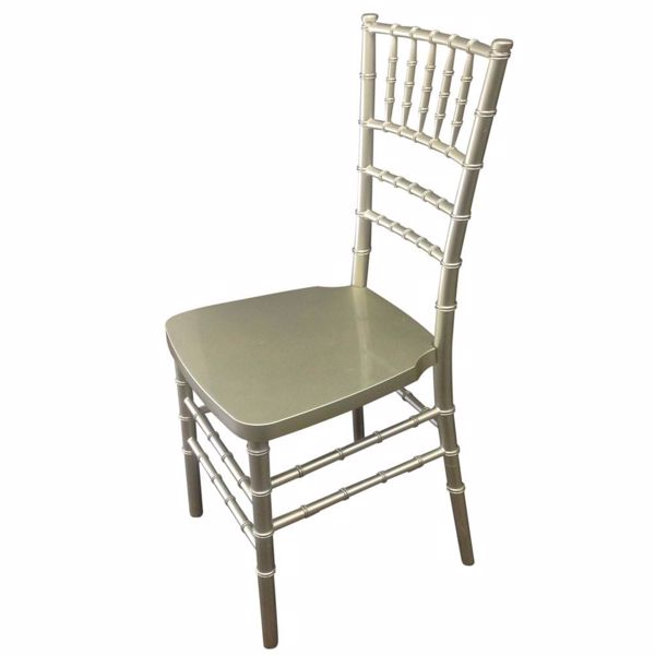 Picture of NES Reliable Champagne Resin Chiavari Chair
