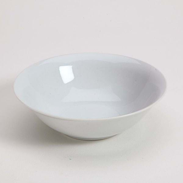 Pearl White 6in Bowl