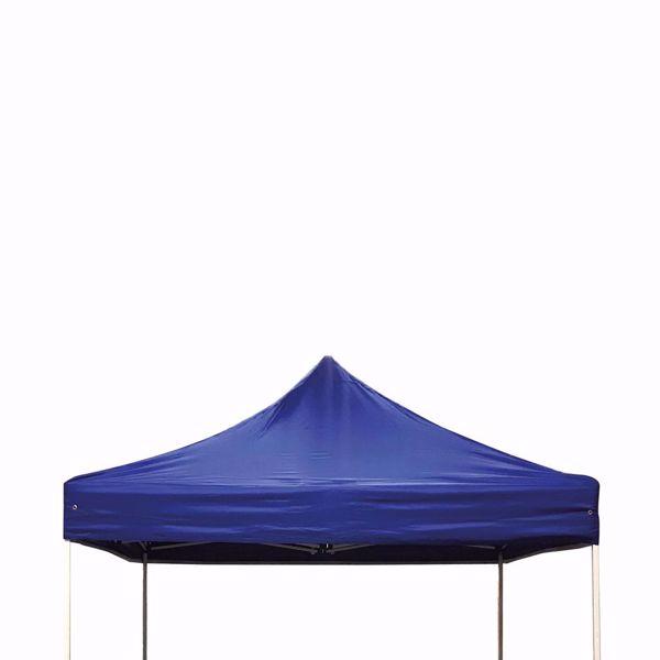 300 GSM Blue Canopy