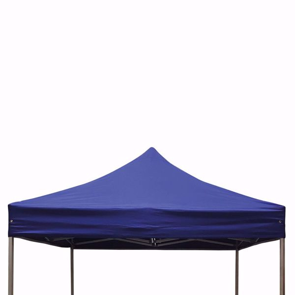 450 GSM Blue Canopy