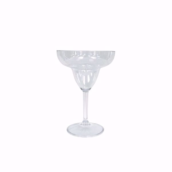 Polycarbonate 10oz Plastic Margarita Glass