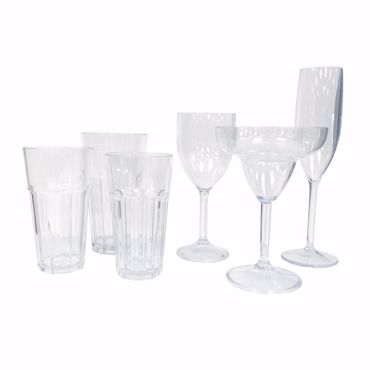Picture for category Reusable Plastic Beverageware
