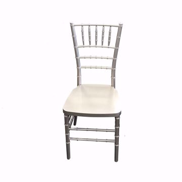 Metallic Resin Chiavari Chair