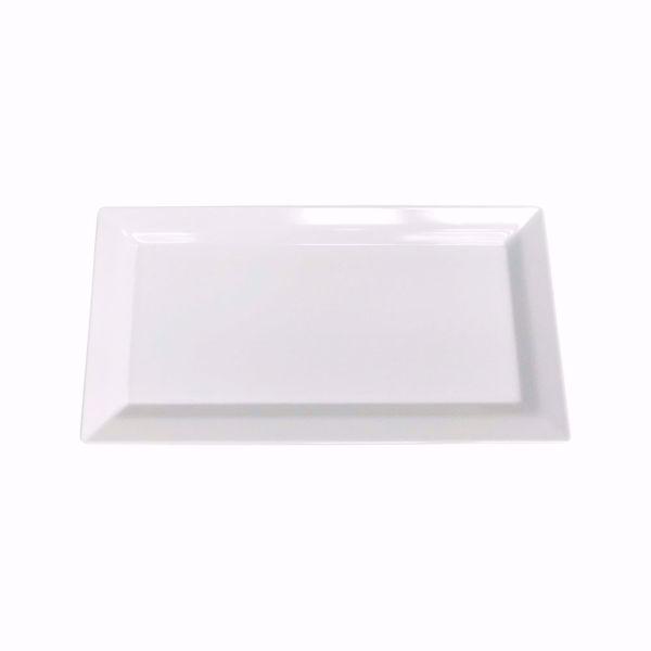 """13.875"""" x 7"""" Melamine Platter"""
