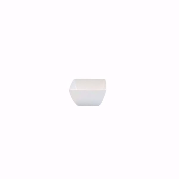 "7.5"" Square Melamine Bowl-perspective"