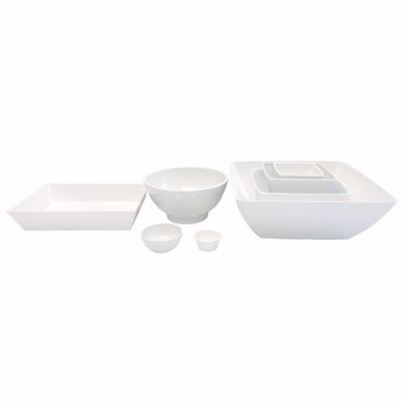 Picture for category Melamine Bowls