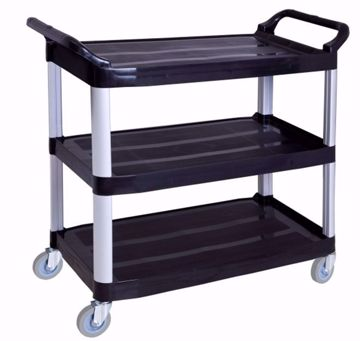 3 Shelf Service/Utility Cart