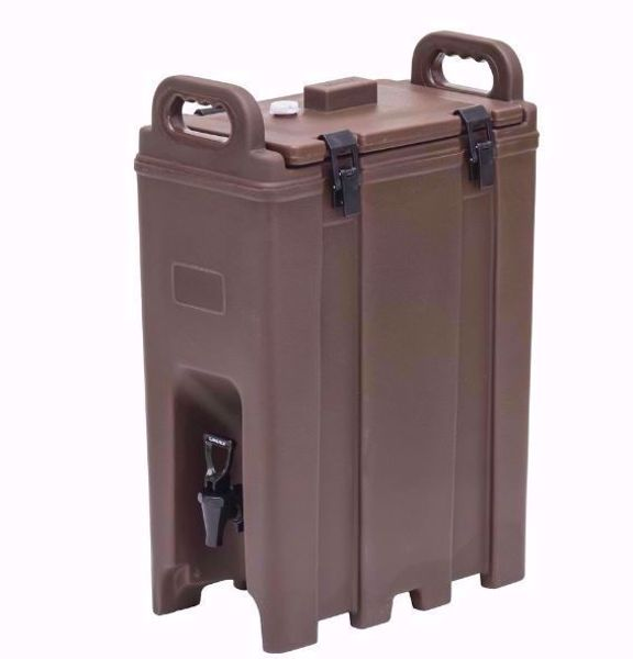 5gal (18L) Insulated Beverage Dispenser - Brown